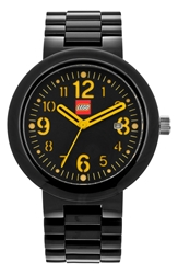 Lego 'Silhouette' Bracelet Watch 42Mm Black
