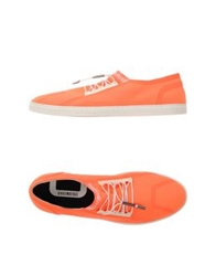Bikkembergs Low Tops And Trainers Orange
