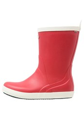 Viking Seilas Wellies Tomato Red