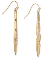 Inc International Concepts Mismatched Metal Point Earrings Only At Macy's Gold