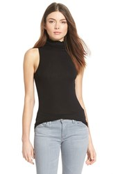 Chelsea 28 Women's Chelsea28 Turtleneck Layering Tank Black