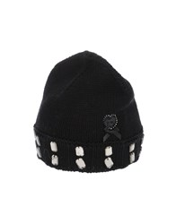 Naughty Dog Accessories Hats Women Black
