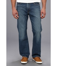 Lucky Brand 181 Relaxed Straight In Delwood R Delwood Men's Jeans Blue