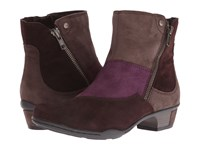 Earth Orion Bark Multi Suede Women's Boots