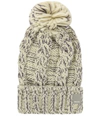 Bench Adoration Turn Up Bobble Beanie