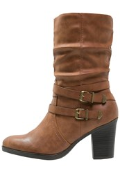 Dorothy Perkins Katsi Boots Brown
