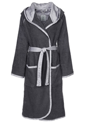 Tom Tailor Feel Good Dressing Gown Grau Anthracite