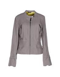 G.Sel Coats And Jackets Jackets Women Grey