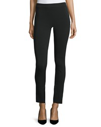 Red Valentino Skinny Ankle Pants Nero Women's