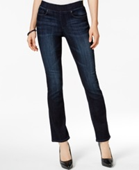 Dkny Jeans Skinny Jeggings Prestige Navy Wash