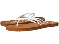 Roxy Cabo White Women's Sandals