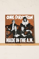 Urban Outfitters One Direction Made In The A.M. 2Xlp Black