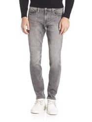 Frame L'homme Straight Fit Jeans Badlands