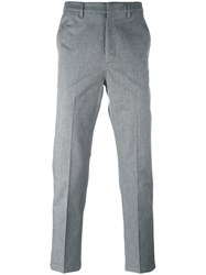 Golden Goose Deluxe Brand Tailored Trousers Grey
