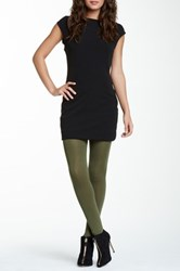 Magid Fleece Lined Legging Green