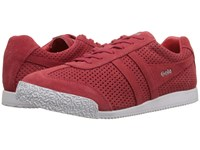 Gola Harrier Squared Red Women's Shoes