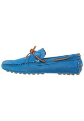 Pier One Moccasins Azulon Blue Denim