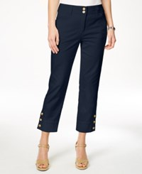 Charter Club Petite Tummy Control Capri Pants Only At Macy's