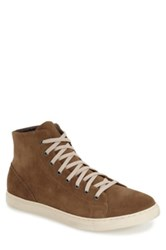 The Rail 'Robles' High Top Sneaker Brown