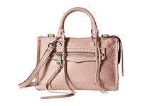 Rebecca Minkoff Micro Regan Satchel Vintage Pink Satchel Handbags