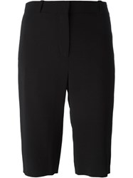 Givenchy Tailored Knee Length Shorts Black