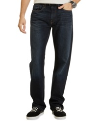 Nautica Core Relaxed Fit Jeans Washed Navy