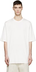 3.1 Phillip Lim White Extra Long T Shirt