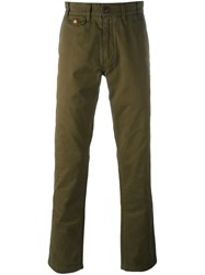 Barbour 'Neuston' Chinos Green