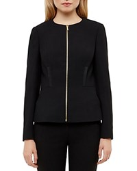 Ted Baker Taalii Textured Jacket Black