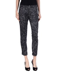 Antonio Berardi Casual Pants Black