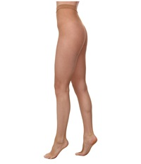 Wolford Twenties Tights Honey Fishnet Hose Tan