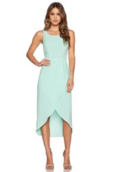 Ladakh Crosstown Dress Mint
