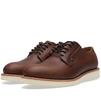 Red Wing Shoes Red Wing 3101 Heritage Work Postman Oxford Brown