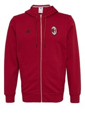Adidas Performance Ac Mailand Tracksuit Top Victory Red Black