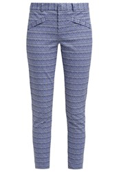 Gap Trousers Blue Light Blue