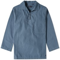 Armor Lux 7531 Fisherman Smock Blue