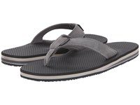 Scott Hawaii Miloli'i Smoke Men's Sandals Gray