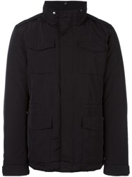 Woolrich Military Jacket Black