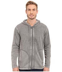 Ugg Connelly Washed Hoodie Asphalt Men's Sweatshirt Black