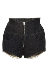 Isabel Marant Everson Slim Fit Shorts Black