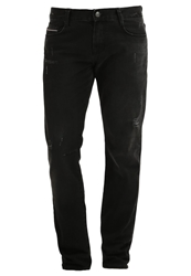 Ltb Justin Relaxed Fit Jeans Egmont Used Black Denim