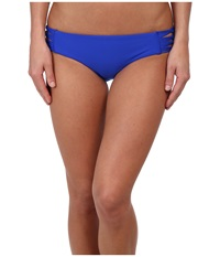 Body Glove Smoothies Ruby Low Rise Bottom Abyss Women's Swimwear Navy