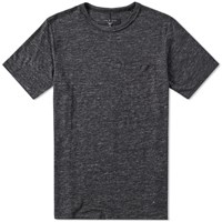 Rag And Bone Owen Pocket Tee Grey