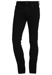 Element Boom Slim Fit Jeans Black Rinse Black Denim
