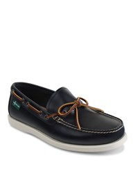 Eastland Yarmouth 1955 Leather Boat Shoes Navy