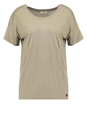 Lee Plain Tee Basic Tshirt Vetiver Green