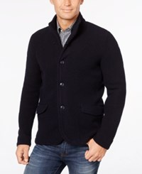 Barbour Men's Alness Cardigan Navy