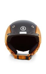 Bogner Bamboo And Black Helmet