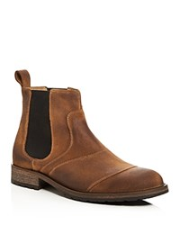 Belstaff Lancaster Chelsea Boots Whiskey