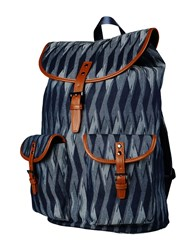 Edward Spiers Bags Rucksacks And Bumbags Men Blue